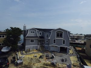 Under construction in Harvey Cedars 1